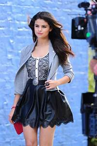 A Behind-the-Scenes Look at Selena Gomezu0026#39;s New Clothing Collection | Teen Vogue