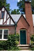 Front Door Paint Colors For Brick Homes by TUDOR BRICK HOUSES WITH PAINTED FRONT DOORS I Like A Blue Green With Red Bri