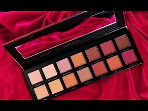 Bad Habit Beauty Royals Palette Review and Swatches ...