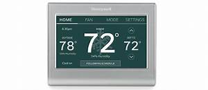 Diagram For Honeywell Thermostat
