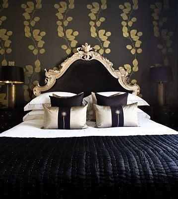chambre noir et or quelle couleur pour quelle ambiance quot ma maison