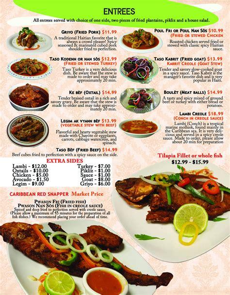 cuisine menu haitian food menu related keywords suggestions haitian