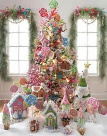 Gumdrop Christmas Tree Ornaments by Candy Themed Christmas Tree Ideas Dot Com Women