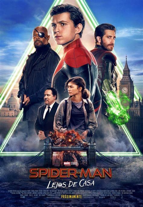spider man   home international  poster