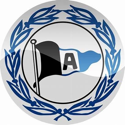 Bielefeld Arminia Dsc Bundesliga Logos Football Fc