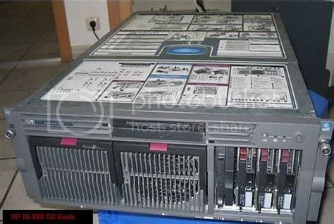hp proliant dl  server xghz xeon gb raid nic ebay