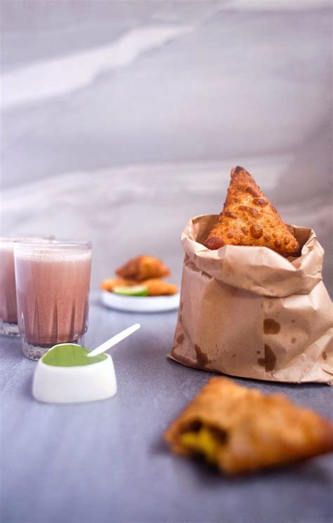 Add onion and cook till golden brown. Cheesy Beef Samosas - Spice & Heat