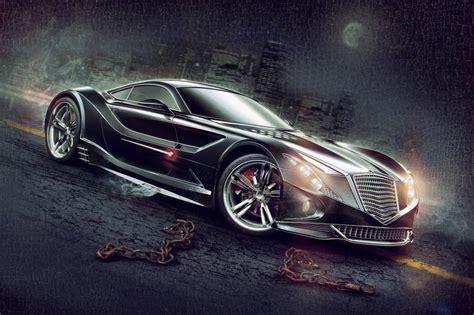 Alekscg Vehicles Cars Exotic Supercar Concept Custom