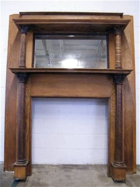 salvaged fireplace mantels for 103 best salvaged fireplace mantels images on