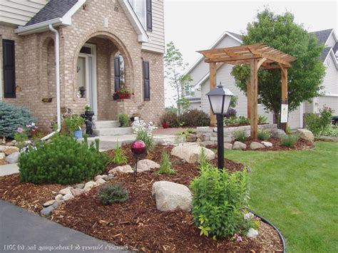 home front yard landscaping ideas landscaping ideas for front yard of ranch style home enchanting landscaping ideas for front
