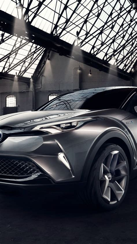 Toyota Chr Hybrid 4k Wallpapers by Wallpaper Toyota C Hr Concept Toyota Sports Car
