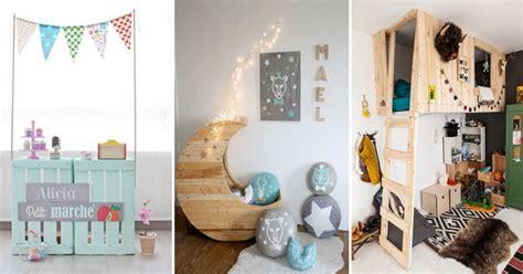 palets  decorar habitaciones infantiles decoracion