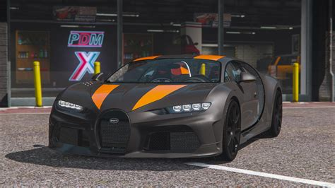 Just want to says this car is not a 2021 car its a 2020 car u can search in yt: 2021 Bugatti Super Sport 300+ Add-On - GTA5-Mods.com