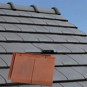 Tuile Plate Terre Cuite : double hp 20 tuiles terre cuite couverture ~ Melissatoandfro.com Idées de Décoration