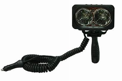 Led Spotlight Handheld Larson Electronics Rejoice Hunters