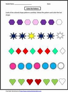 MATH PATTERNS GRADE 4 « Free Patterns