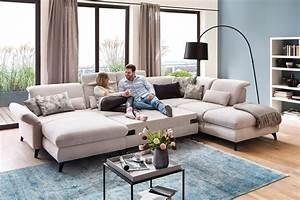 Poco Möbel Online : poco polsterm bel colorado polstergarnitur in hellgrau ~ Watch28wear.com Haus und Dekorationen