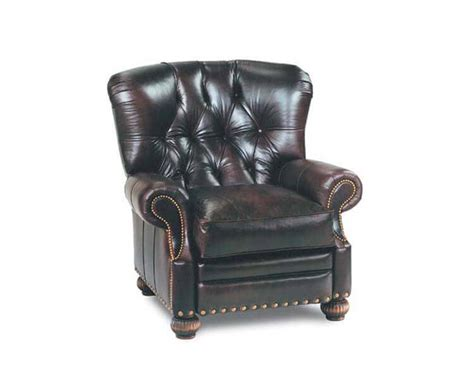 leathercraft 2407 recliner tufted recliner