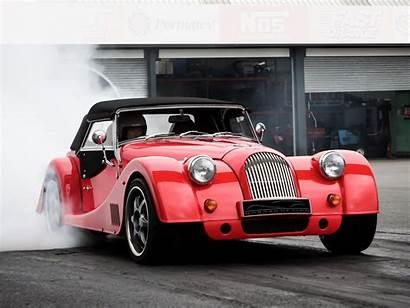 Morgan Cars Usa Race Racing Drag Motor