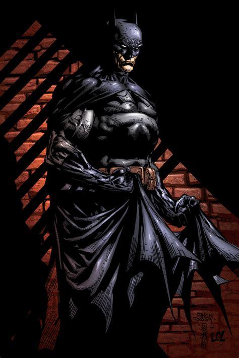 batman comic art community gallery  comic art