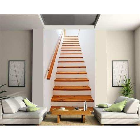 sticker mural g 233 ant trompe l oeil mont 233 e d escalier