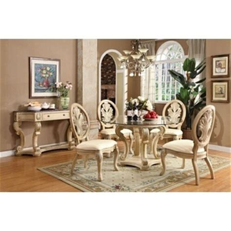 ortanique glass dining room set 17 best images about dining rooms on pedestal