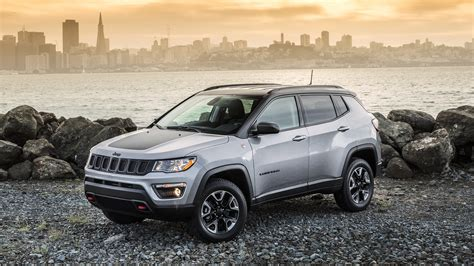 jeep compass all black 2017 2017 jeep compass review caradvice