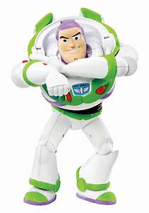 Toy Story Laser Action Buzz Lightyear Action Figure
