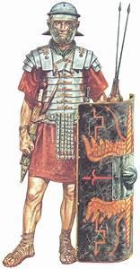 1st Century Ad Roman Legionary  By Jeff Burn