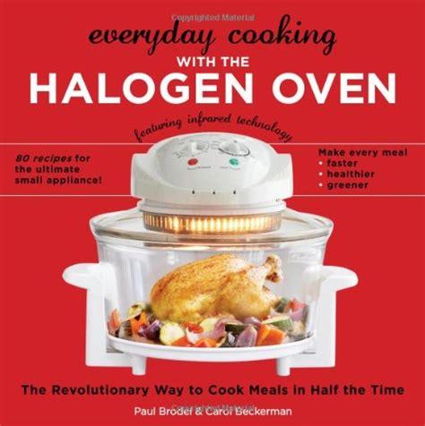countertop convection oven cookbook halogen countertop convection oven recipes