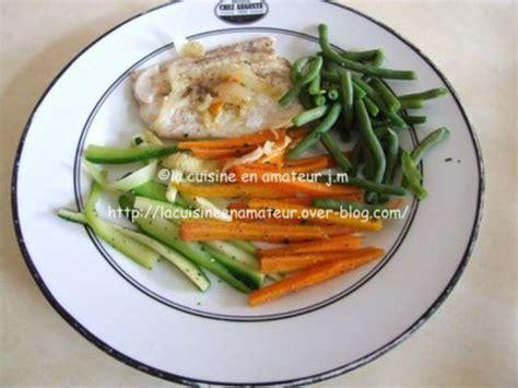 cuisine à la vapeur recettes de cabillaud et cuisine à la vapeur
