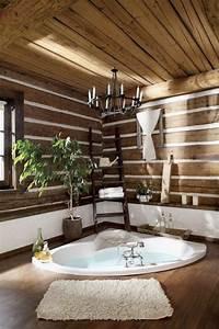 Tapis De Bain Bois : quelle couleur salle de bain choisir 52 astuces en photos ~ Melissatoandfro.com Idées de Décoration