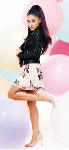 Ariana Grande Leggy For Lipsy London Photoshoot - Celebzz ...