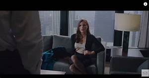 Jessica Chastain commands the screen in first trailer for ...