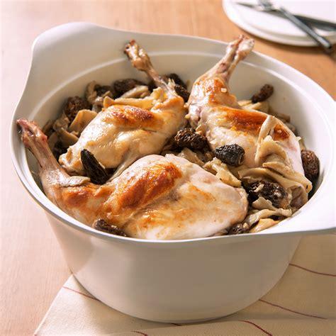 cuisine un lapin cuisses de lapin na au vin jaune safrané fricassée de