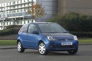 2007 Ford Fiesta Zetec Blue Review - Gallery