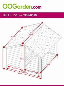 Niche Pour Chien Avec Terrasse : plan niche pour chien gratuit maison design ~ Dailycaller-alerts.com Idées de Décoration