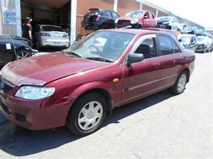 2002 Mazda 323 Bj Protege 5 Sp Manual 1 8l Multi Point F
