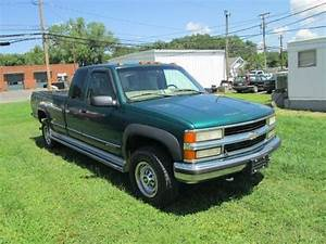 Buy Used 1998 Chevrolet Silverado C  K 2500 7 4l  5th Wheel