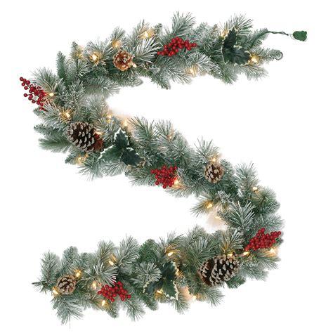 garland christmas garland kmart