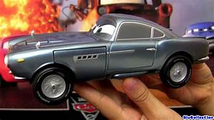 Cars 2 Transforming Finn McMissile from Pixar Disney store ...