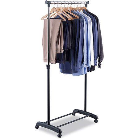 laundry rack walmart neu home adjustable garment rack walmart