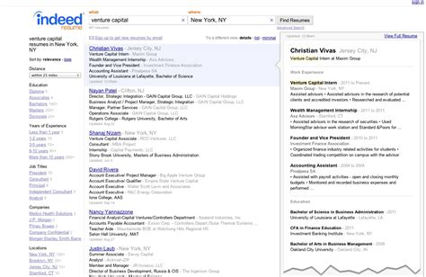 Resumes On Indeed by Bizdoska Page 457 Post A Resume On Indeed Easy