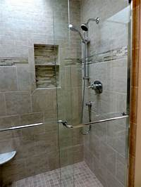 stand up shower ideas StandUp Showers Item Options | HomesFeed