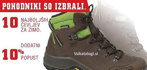 Alpina Akcija 10 % Dodatni Popust In Izbor čevljev Za