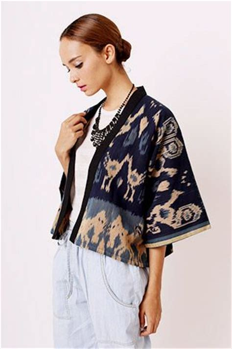 indonesian batik tenun ikat images  pinterest