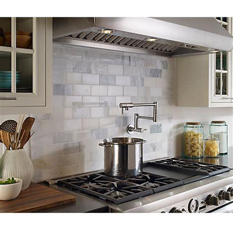 kitchen faucet price pfister stainless steel lita wall mount pot filler gt533 pfs
