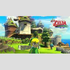 Análisis De The Legend Of Zelda The Wind Waker Hd  Hobbyconsolas Juegos
