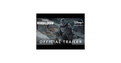Watch The Mandalorian Season 2 Official Trailer | The ...