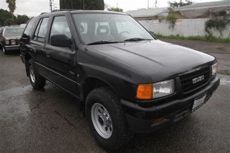 auto air conditioning repair 2000 isuzu rodeo electronic throttle control 1994 isuzu rodeo automatic 6 cylinder no reserve for sale photos technical specifications